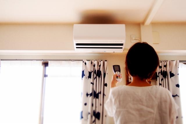 エアコンのドライ機能はなぜ寒い上手な除湿で洗濯物を乾かそう